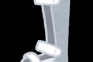 Q.足を怪我したので病院で装具をつけたのですが、給付金が装具代より少なくて足りません。給付金は自己負担より多いと聞きましたが、装具についてはそういうものなのでしょうか。